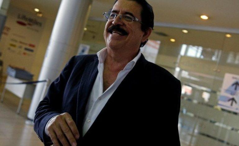 Manuel Zelaya, l'ex-président du Honduras arrêté à l'aéroport avec 18.000 dollars dans son sac à dos