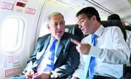 Benjamin Netanyahu s'est rendu en secret en Arabie saoudite pour y rencontrer Mohammed ben Salmane