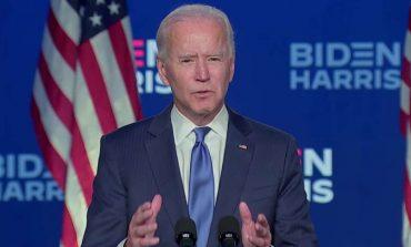 Nous allons gagner cette course, soutient Joe Biden