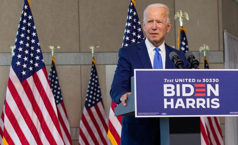 Les premiers mots de Joe Biden à l'Afrique