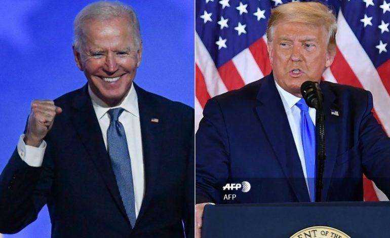 Joe Biden estime que Donald Trump ne devrait plus recevoir les informations confidentielles