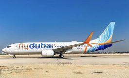 Premier vol commercial direct de Flydubaï vers Israël
