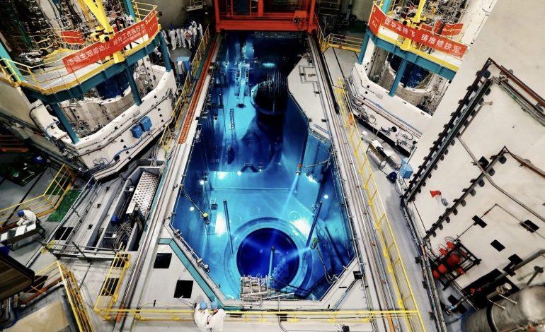 La Chine lance Hualong One, son premier réacteur nucléaire produit localement