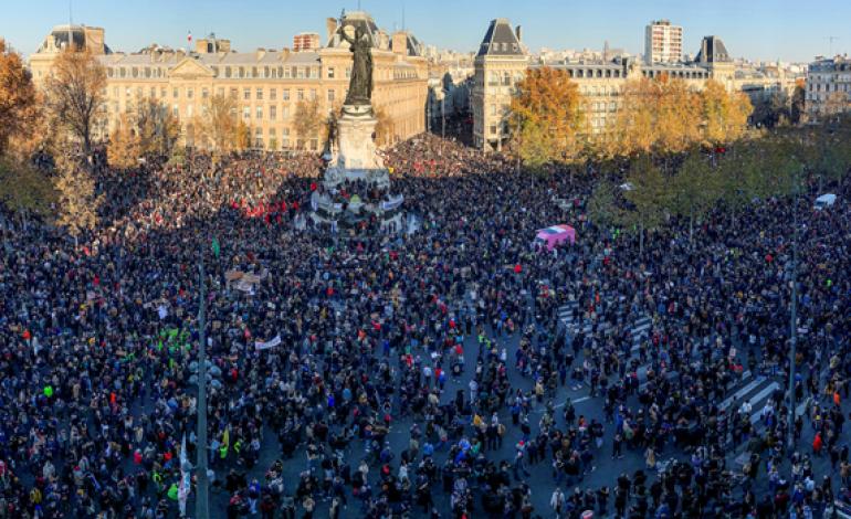 Forte mobilisation en France contre le texte de loi «sécurité globale»