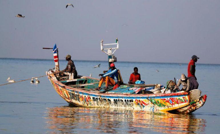 De multiples cas de dermatoses frappent des pêcheurs sénégalais