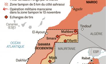"""L'Algérie alerte sur un """"sérieux risque d'escalade"""" au Sahara Occidental"""