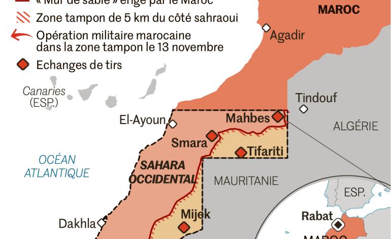 Le Maroc rappelle son ambassadeur à Berlin et dénonce les «actes hostiles» de l'Allemagne