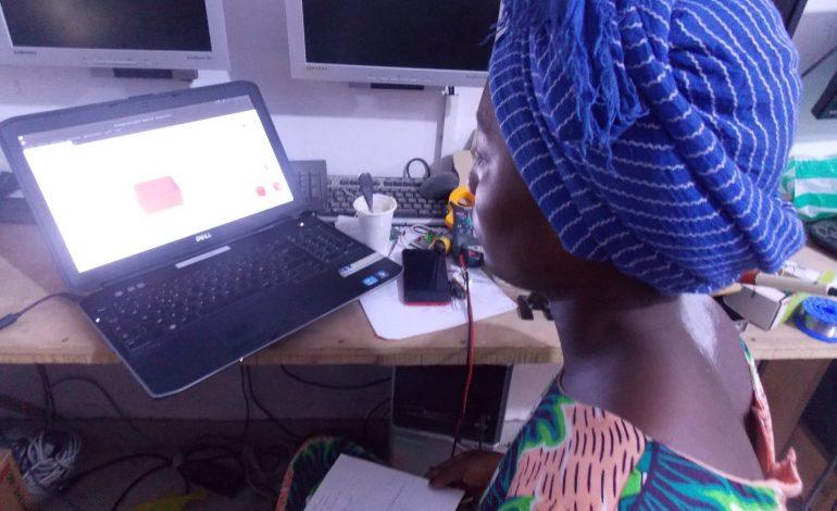 Des couturières Sénégalaises se lancent dans le numérique