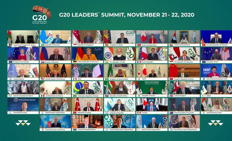 Les vaccins contre la Covid-19 au coeur d'un G20 inédit, en mode virtuel