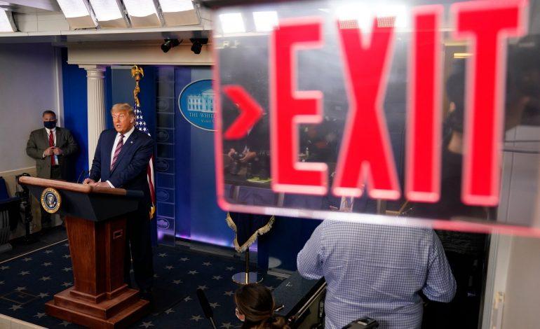 Enregistré à son insu, Donald Trump demande à un élu de «trouver des voix» en sa faveur