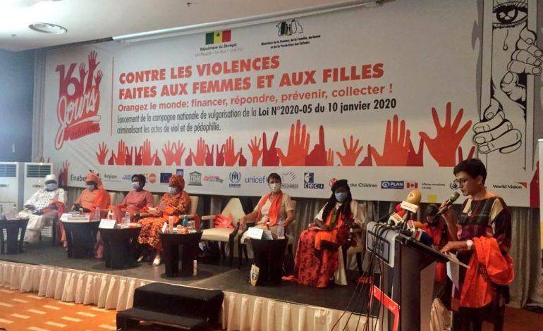 Plus de 50 cas de violences contre les femmes signalés entre mars et septembre au Sénégal