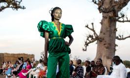 La Fashion week de Dakar à l'ombre des baobabs