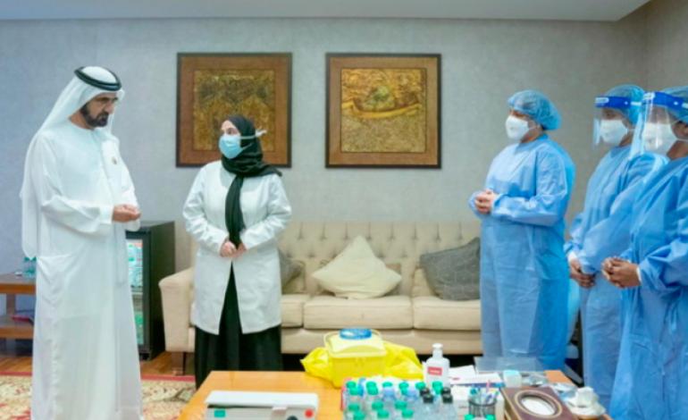 L'émirat de Dubaï lance sa campagne de vaccination