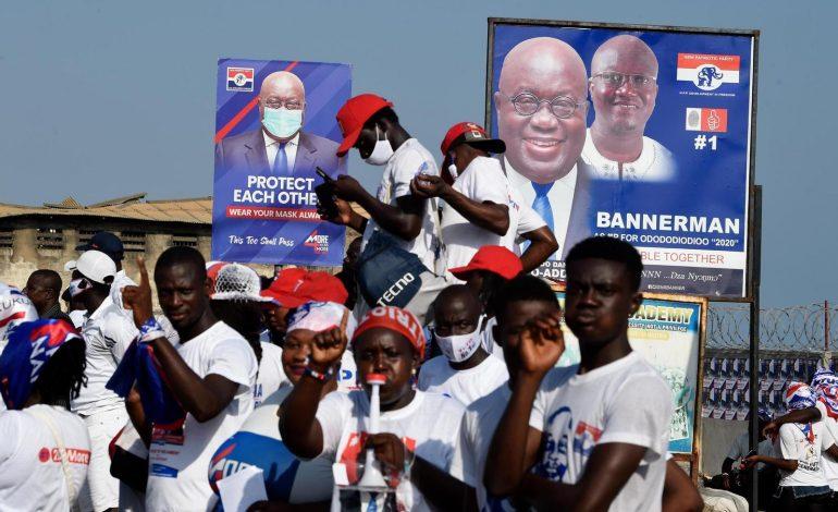 John Dramani Mahama, candidat de l'opposition conteste les résultats de la présidentielle devant la justice