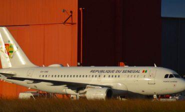 Disparue des radars depuis 9 mois, l'avion présidentiel, la Pointe de Sarène est stockée à Perpignan-Rivesaltes