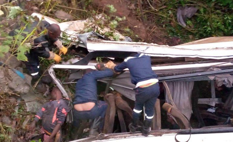 Plus de 37 morts dans un accident de bus