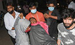 Une mystérieuse maladie touche des centaines de personnes dans l'état de l'Andhra Pradesh en Inde