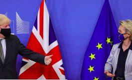 The deal is done entre l'Union Européenne et la Grande Bretagne
