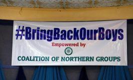 Les 344 garçons enlevés par Boko Haram libérés et remis à leurs parents