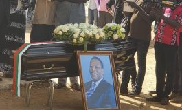 L'ancien président du Burundi Pierre Buyoya inhumé au cimetière catholique de Bamako