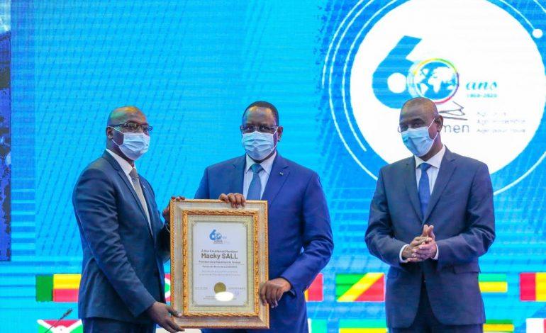Macky Sall exhorte les pays de la Francophonie à ''poursuivre la culture de l'évaluation