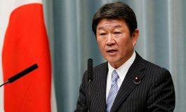 Mr MOTEGI Toshimitsu, Ministre des Affaires étrangères du Japon en visite officielle au Sénégal du 9 au 11 janvier