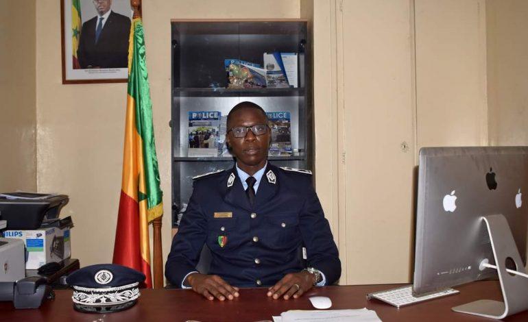Mouhamed Guèye sollicite une collaboration ''saine et sincère'' entre la police et les médias