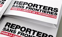 Reporters Sans Frontières (RSF) a saisi la Cour Pénale Internationale (CPI) après des frappes israéliennes contre les locaux des médias