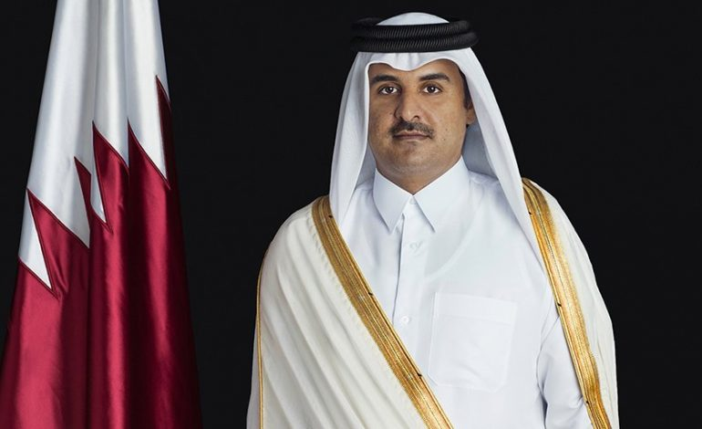 L'émir du Qatar, Cheikh Tamim ben Hamad Al Thani reçoit une invitation du roi saoudien pour le 41e sommet du Golfe