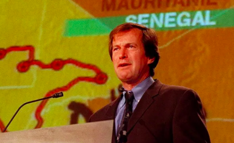 Décès par AVC d'Hubert Auriol, directeur du rallye Paris-Dakar