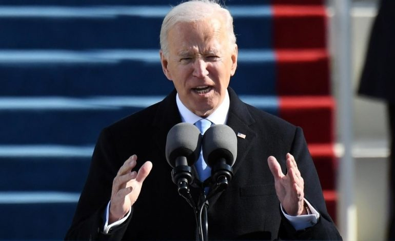 Joe Biden propose un plan d'investissement dont l'Amérique se souviendra «dans 50 ans»