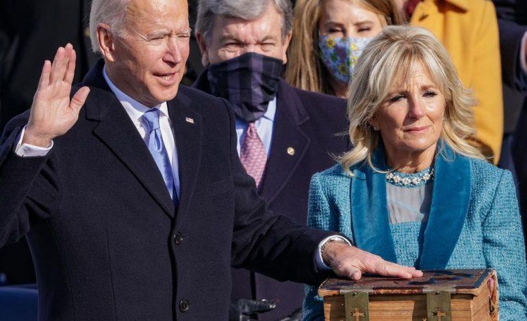 Joe Biden prend ses distances avec les plus proches alliés de Donald Trump au Moyen Orient