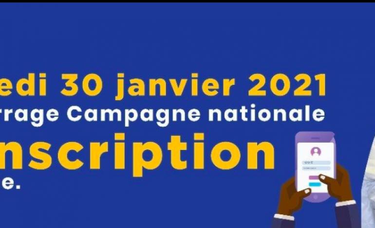 CAP21 lance une campagne d'inscription en ligne