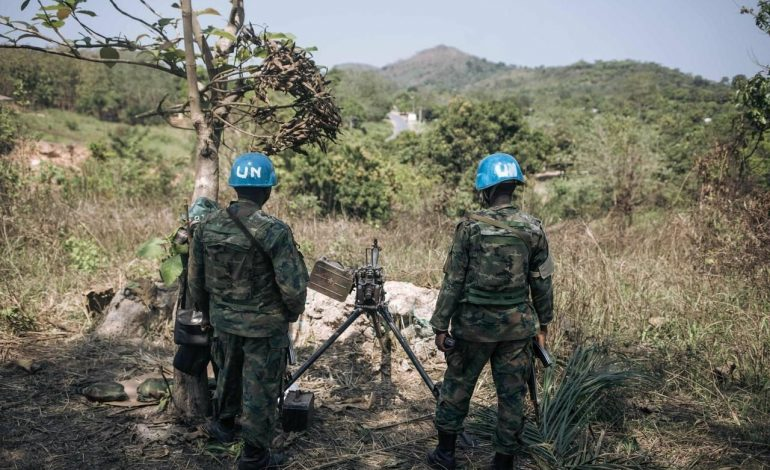 Les casques bleus Gabonais en République Centrafricaine retirés après des accusations d'abus sexuels