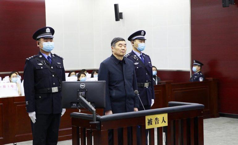 Hu Huaibang, ex patron de la Banque Chinoise de Développement condamné à vie pour corruption