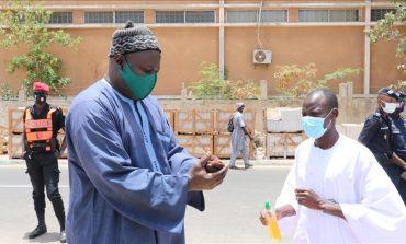 01 avril au Sénégal: 77 nouveaux cas, 32 cas graves, 03 décès pour 38.782 cas au total