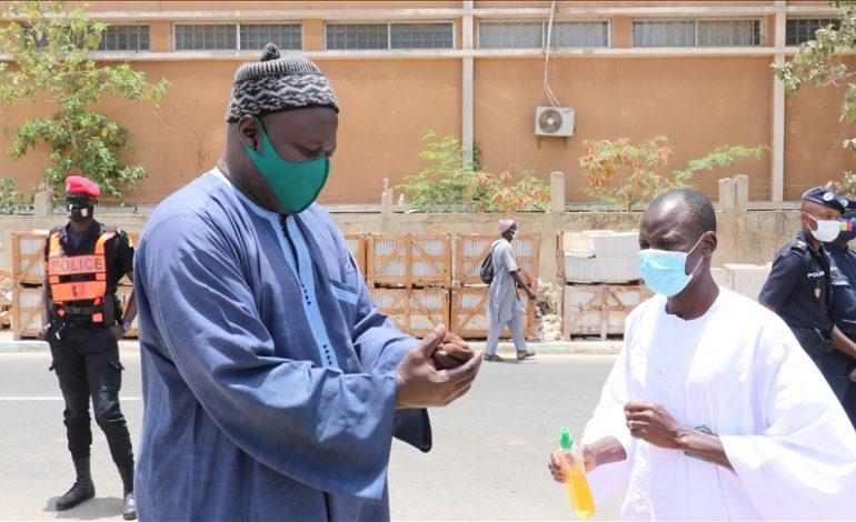 24 mars au Sénégal: 178 nouveaux cas, 31 cas graves, 03 décès pour 38.134 au total