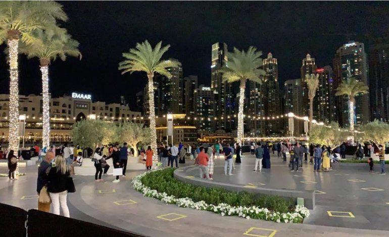 Comment Dubaï parvient à attirer les touristes fuyant couvre-feu et confinement