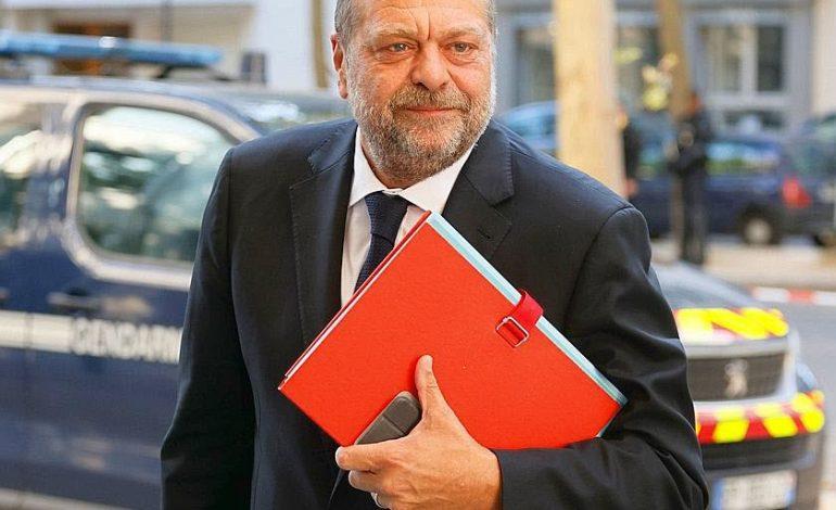 Eric Dupond-Moretti, le ministre français de la justice bientôt visé par une enquête