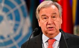 Le Covid-19 ne doit pas être utilisé par certains pays pour faire taire les «voix dissonantes» et les médias, déclare Antonio Guterres.