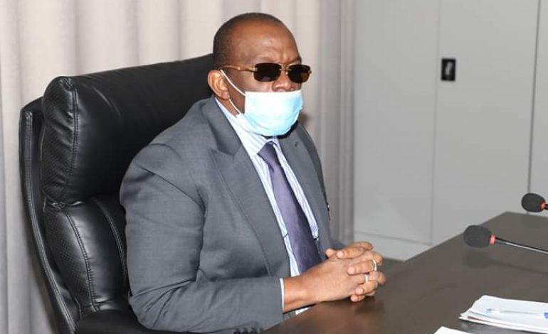 Alpha Condé reconduit Ibrahima Kassory Fofana au poste de Premier ministre