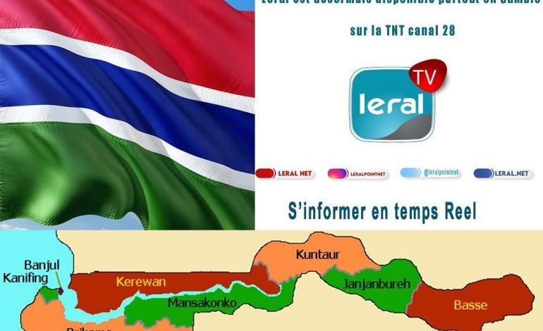 Leral Tv s'installe en Gambie et diffuse sur le Canal 28