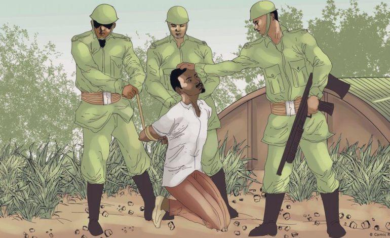 60 ans de la mort de Lumumba: des manifestants rappellent la responsabilité de la Belgique
