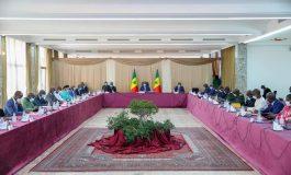 Communiqué du Conseil des Ministres du 06 janvier 2021