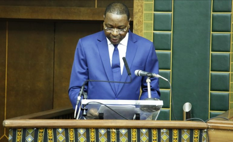 Mankeur Ndiaye réclame au Conseil de sécurité une «augmentation substantielle» du nombre de Casques Bleus en Centrafrique