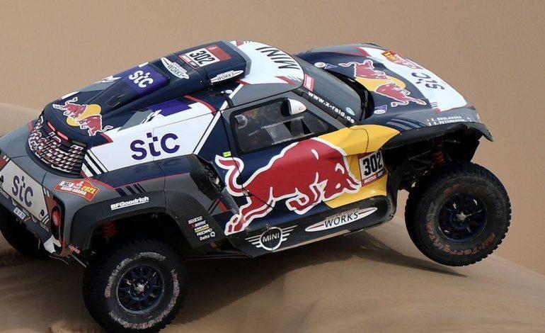 Stéphane Peterhansel remporte à Jeddah son 14e Dakar