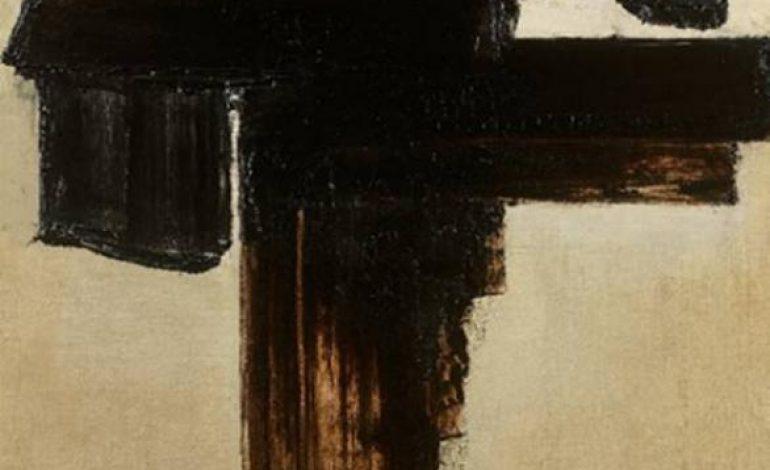 Estimé à 800.000 €, le tableau de Pierre Soulages a été vendu 1.470.200 € aux enchères à Caen