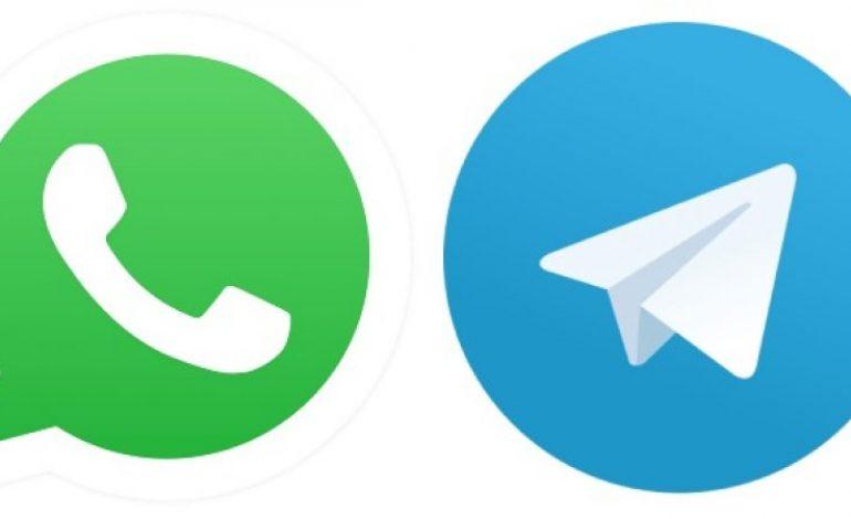 Ruée sur Telegram depuis le changement des nouvelles conditions d'utilisation de WhatsApp