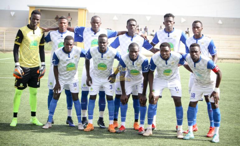 Le Teungueth se qualifie pour la phase finale de la Ligue Africaine des Champions