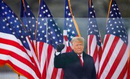 Donald Trump se dit scandalisé par la violence, l'anarchie et la pagaille perpétrées par ses sympathisants au Capitole